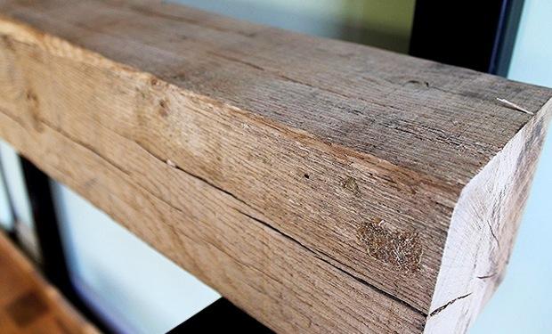 Zandstralen hout zelf doen
