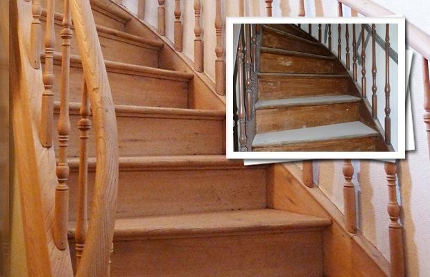 Traprenovatie alle mogelijkheden op een rijtje - Renovatie houten trap ...