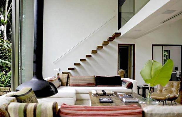 Prijs Zwevende Trap : Zwevende trap wit images zwevende trap trappenkopen nl
