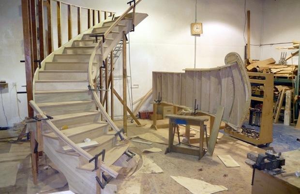 trappenmaker realisatie