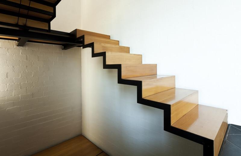 Houten design trappen