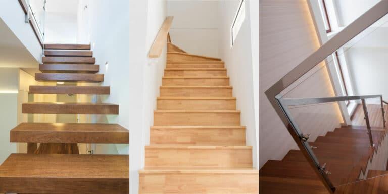Houten trappen prijs advies belangrijke eigenschappen for Stalen trap maken