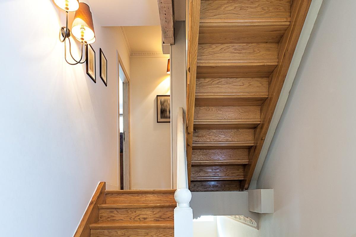 Landelijke trappen: prijs & realisaties | Trappen-info.be