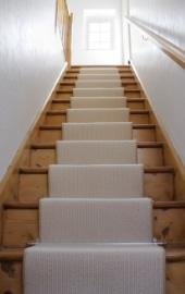 trapbekleding tapijt